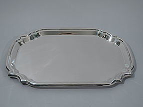American Sterling Silver Serving Tray - Great Party Platter