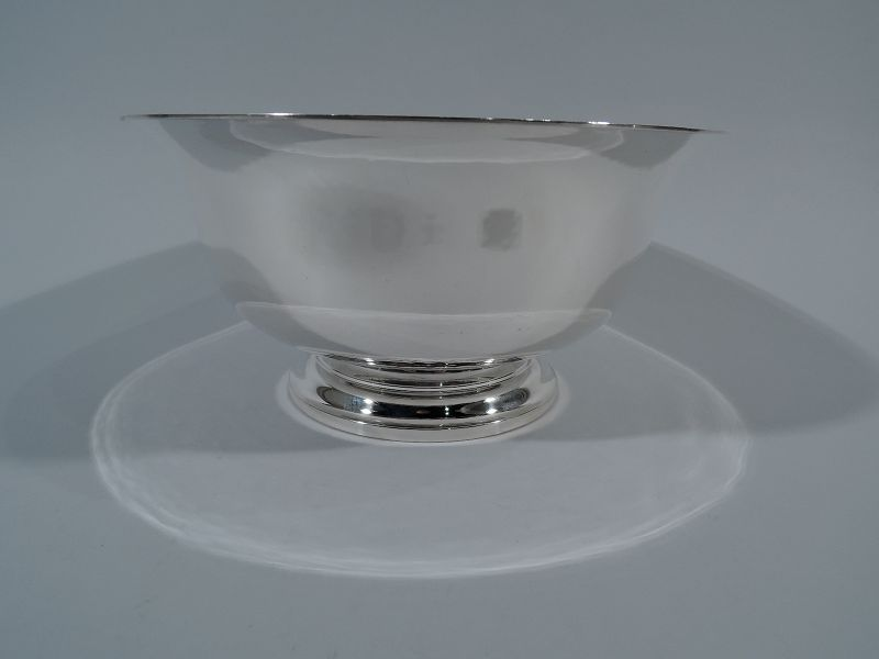 Georg Jensen USA Hand-Hammered Sterling Silver Revere Bowl